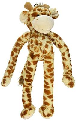 MultiPet 22372 Swingin Safari Giraffe Plush Toy