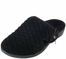 Vionic Adilyn Women's Orthotic Support Slippers Black - 9