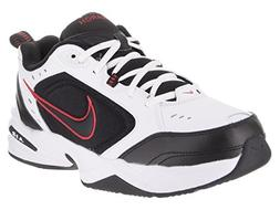 Nike Air Monarch IV Training Shoe  - White/Black/Varsity Red