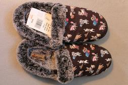 Skechers BOBS Women's Beach Bonfire-Snuggle Up Slipper, Blac