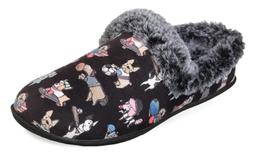 SKECHERS BOBS Womens Beach Bonfire Snuggle Up Mules SLIPPERS