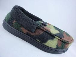 Boy's Youth's UNBRANDED Camo Slippers Slip On House Shoes NE