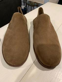 UGG camel Color Men's Slippers Size 18 New W/Out Box