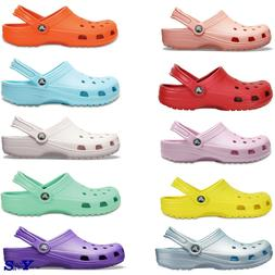 CROCS Classic UNISEX Ultra Light Water-Friendly Sandals WOME