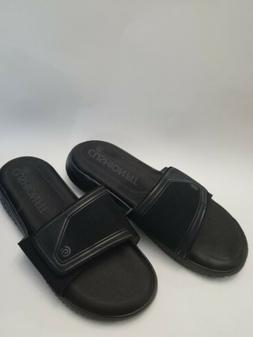 cushion fit men s slide sandals slippers