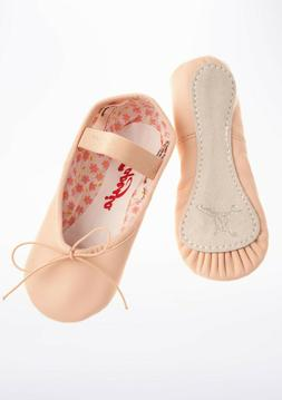 daisy full sole ballet slippers pink 205c