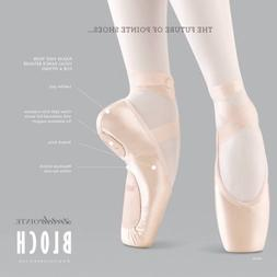 Bloch Dramatica Stretch Ballet Pointe Shoes New! Multiple Si