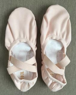"""Bloch Girls """"Performa"""" Stretch Canvas Ballet Shoes Theatrica"""