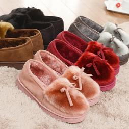 Home Cotton Slippers Soft Indoor Outdoor Shoes Women's Winte