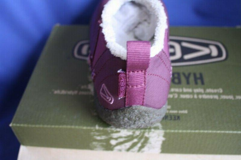 1/2 PRICE KEEN HOWSER SLIPPERS 5.5 $60