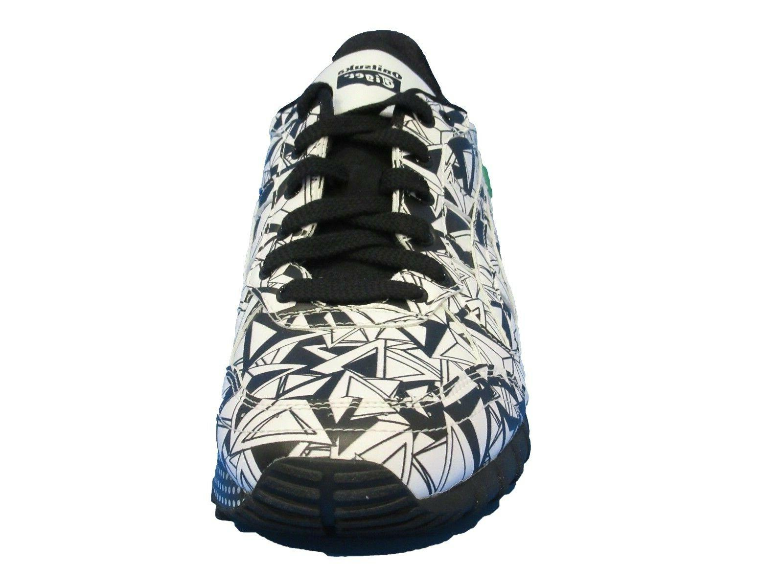 Onitsuka by Unisex Eighty-Five Graphic/Black