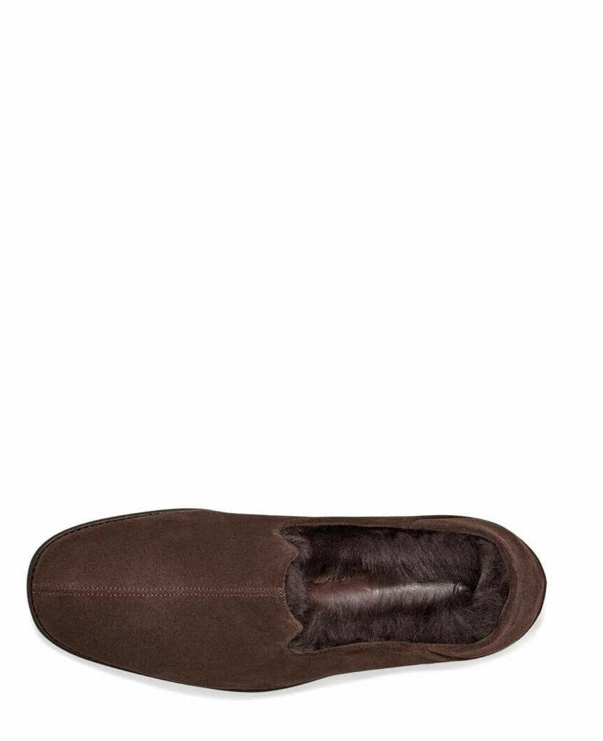 UGG Shearling Lined Slippers Size New