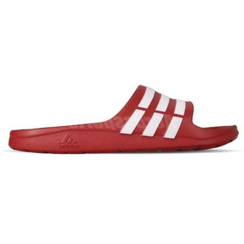 adidas Slide Red Slip Stripes G15886