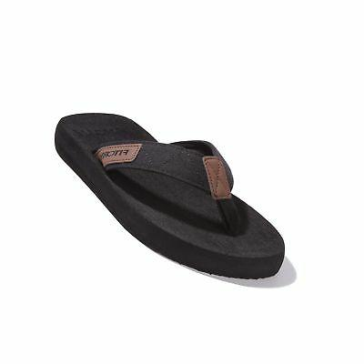 FITORY Men's Flip-Flops, Arch Support Thongs Comfort Slipper