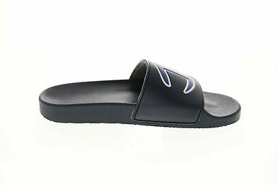 Champion Ipo Mens Synthetic Slides Slip Sandals Shoes