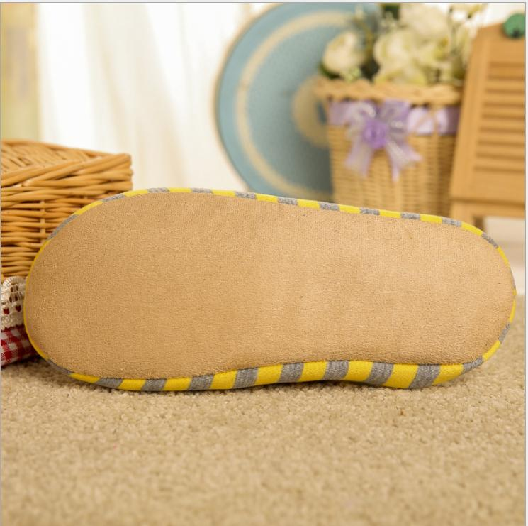 Slippers Home Winter Warm Cotton Shoes Sandals