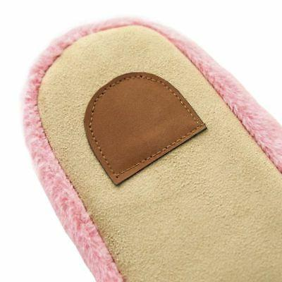 Men Women Soft Warm Indoor Slippers Mute House Home Anti-slip US