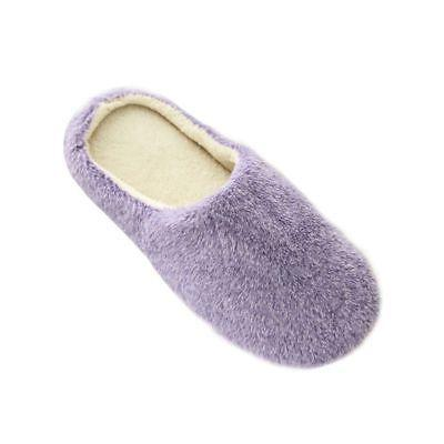 Men Soft Warm Slippers Mute House Anti-slip US