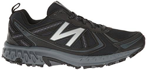 New Cushioning Trail Running Black, 10.5 D US