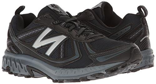 New Cushioning Trail Running Black, D