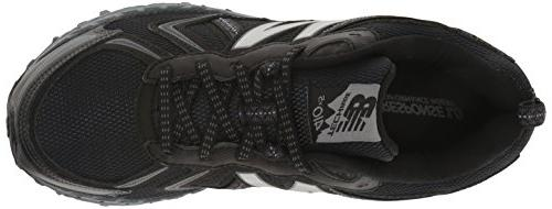 New MT410v5 Cushioning Black, 10.5 D US