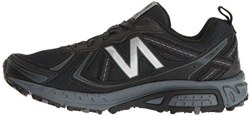 New Cushioning Running Shoe, Black, 10.5 D US