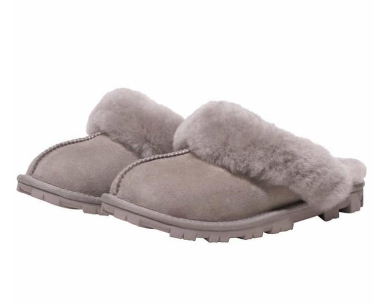 New in Signature™ Genuine Shearling Slippers