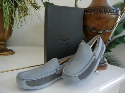 NIB UGG SUEDE SLIPPER LOAFER NIB