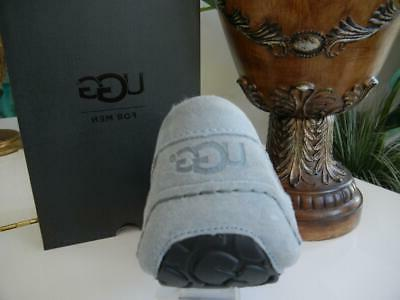 NIB ASCOT SUEDE INDOOR/OUTDOOR GEYSER SLIPPER MOCASSIN
