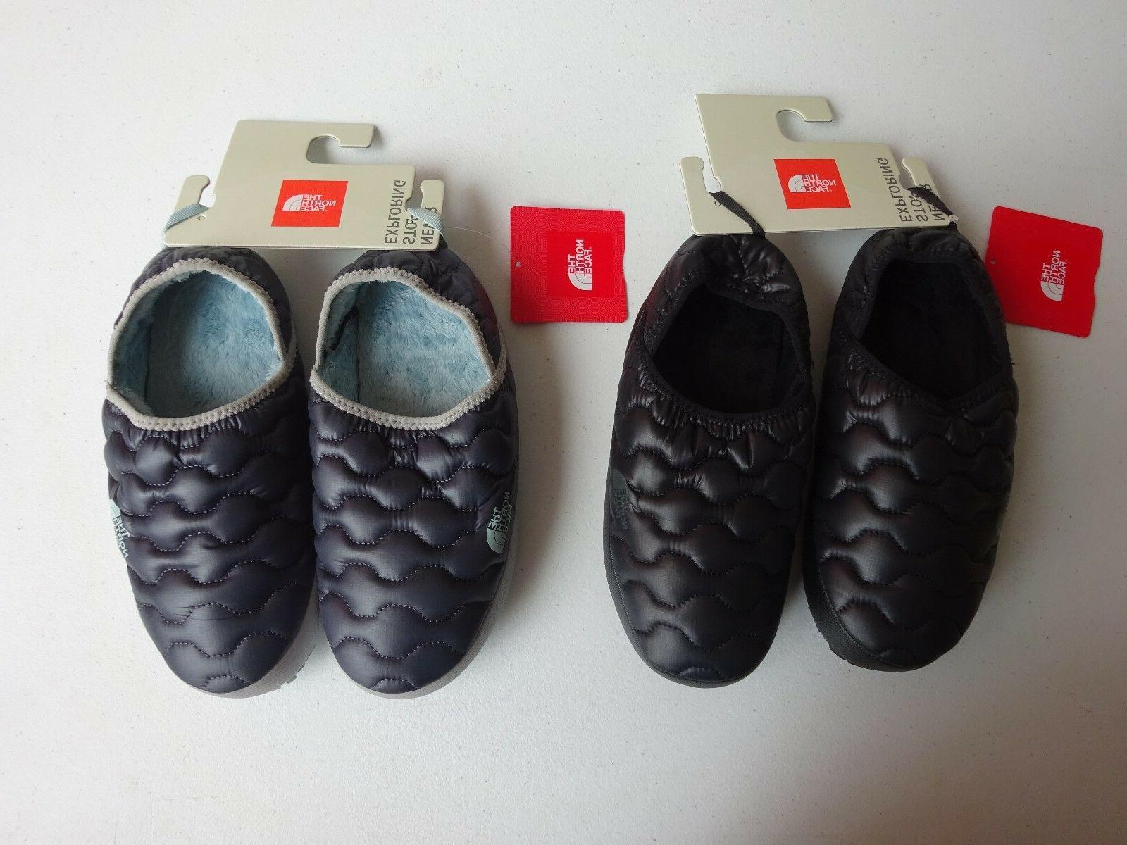 north face women s thermoball traction mules