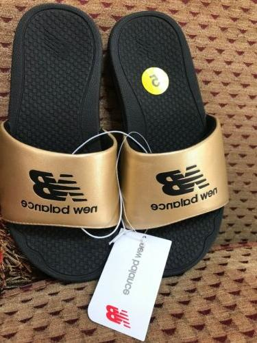 NWT PRO SANDALS Gold 5
