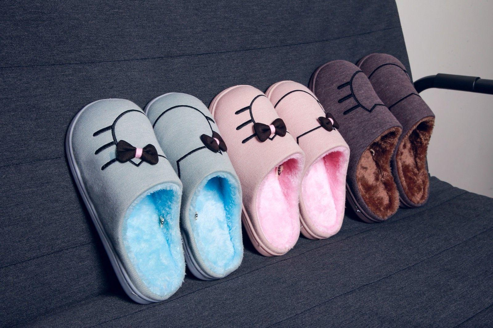 Slippers Men Shoes Indoor House Mens Family Cute Shipping