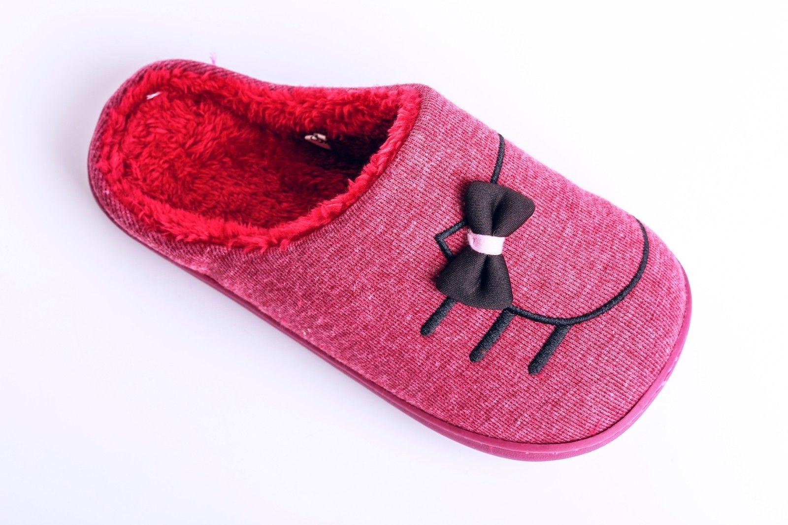 Slippers Women Indoor House Mens Family Cute Shipping