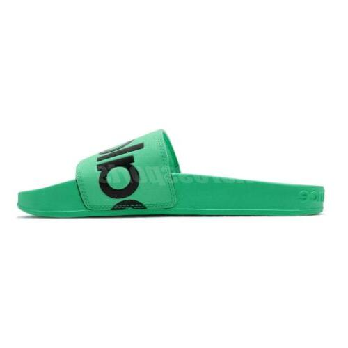 New Green Men Sandals Slides