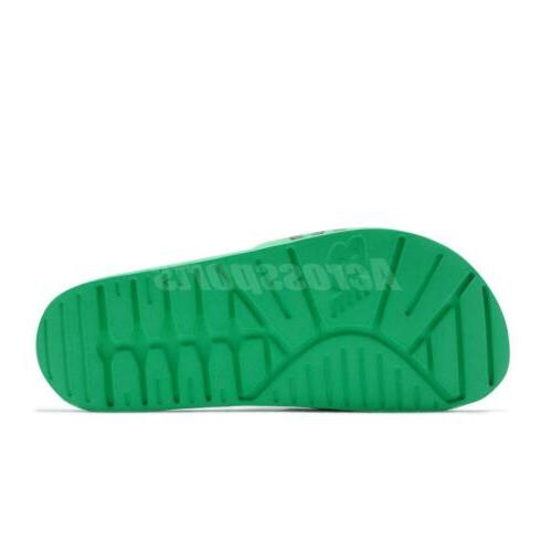 New Green Men Sports Sandals