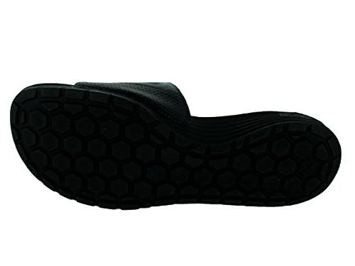 Nike Solarsoft Slide - Black/Antracite 9