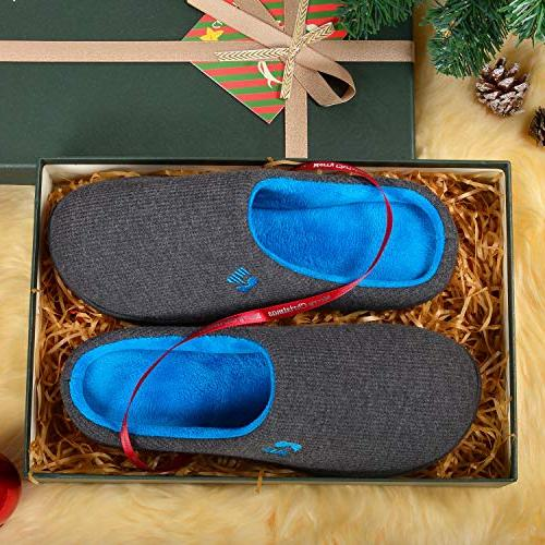 RockDove Men's Two-Tone Foam Gray/Blue)