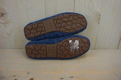 MOCCASIN STYLE SLIPPERS US 11 NIB