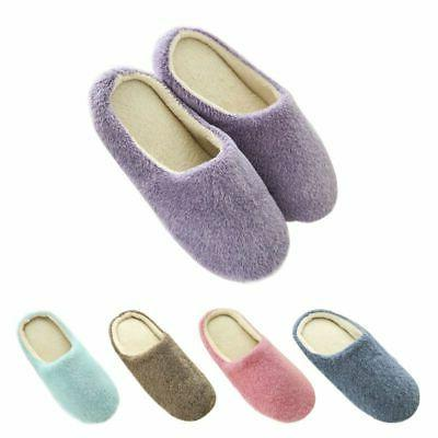 1pair Soft Touch Indoor Mute Shoes