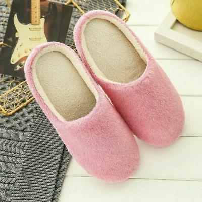 1pair Touch Slippers Mute House Home Shoes