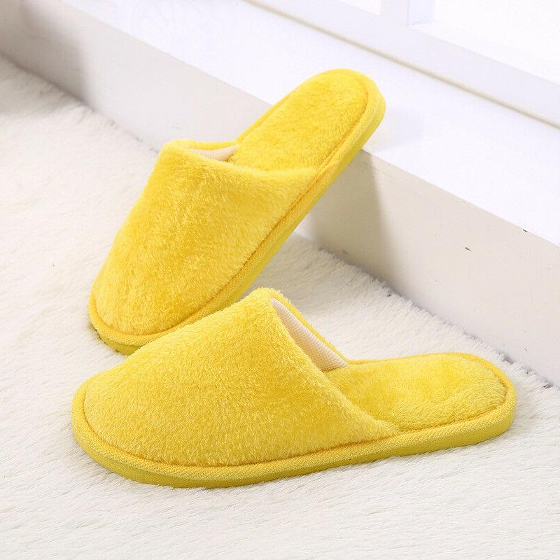 Women Slippers Home Cotton Sandals