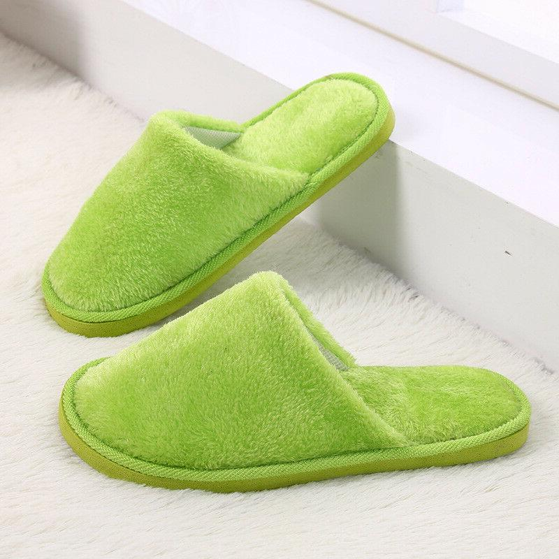 women house indoor slippers home warm cotton
