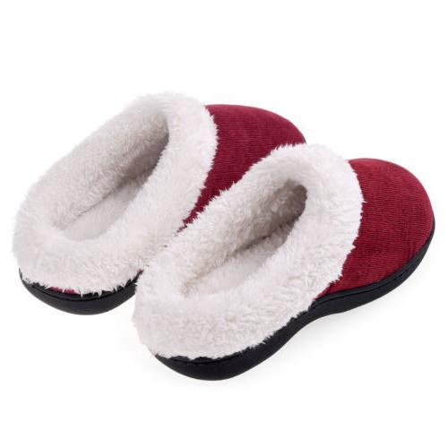 Women Slippers House Shoes Anti-Skid