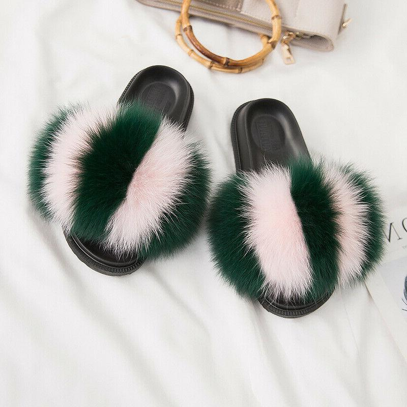 Women's Real Slides Comfort Sliders Shoes Q