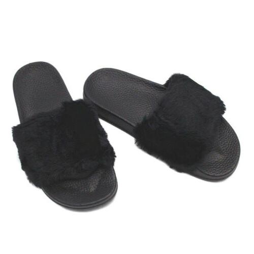 Slides Lady Indoor House On Shoes