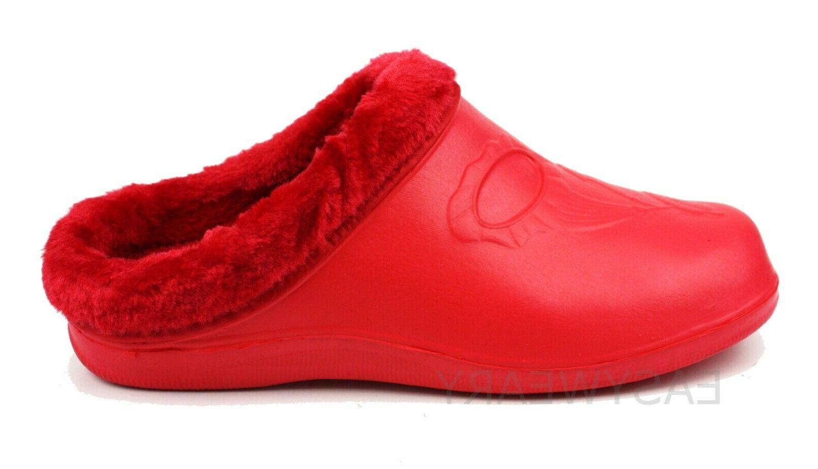 Womens Fleece Warm Winter Shoes Non