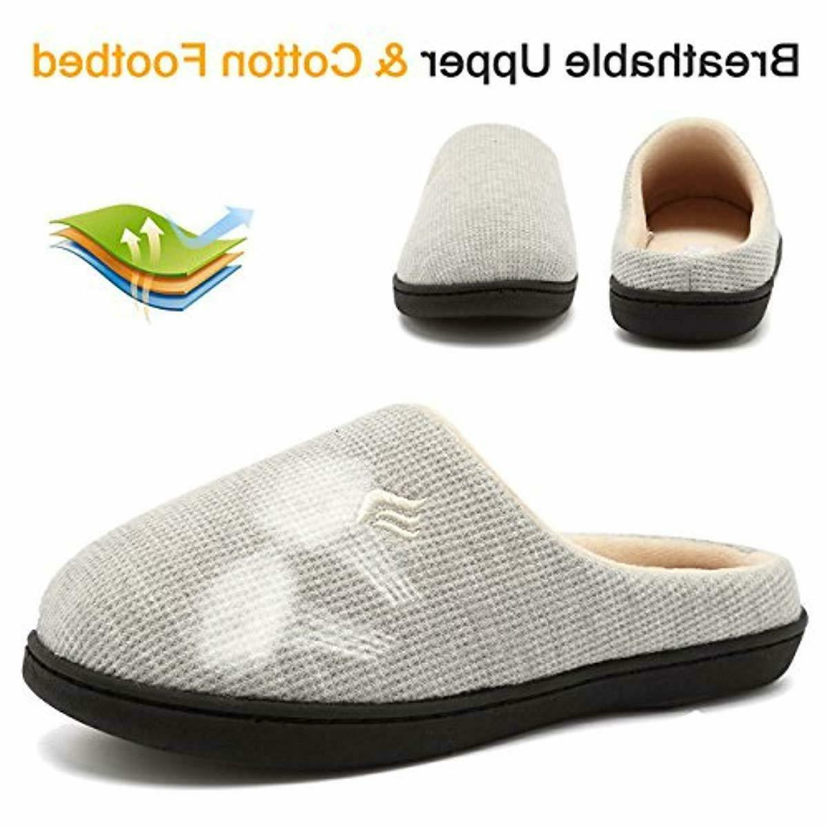 Women's Foam Slip-on Shoes Indoor Outdoor