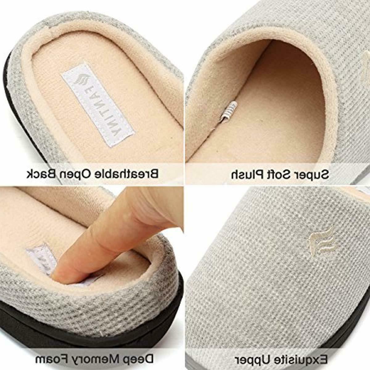Women's Memory Slip-on Clog House Shoes Outdoor