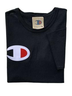 CHAMPION Life Mens Large Chest C Patch Logo Applique Heritag