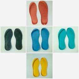 Mahabis Luxe Slippers Detachable Replacement Soles Size 36 3